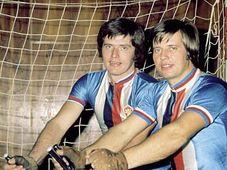 Jindřich (vlevo) a Jan Pospíšilové, foto: ČTK