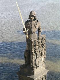 Estatua de Bruncvík (Foto: Jaroslav Smrz)