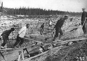 Los gulags soviéticos