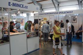 Выставка-продажа «Коллекционер», Фото: Эва Туречкова, Чешское радио - Радио Прага