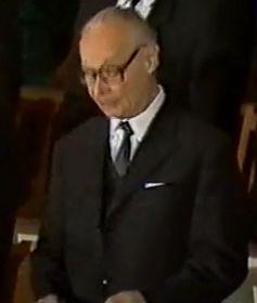 Alexander Dubček, photo: ČT