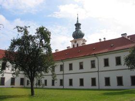 Бржевновский монастырь, Фото: Яна Шустова