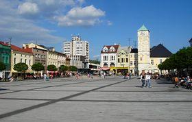 Karviná (Foto: Ondřej Žváček, Wikimedia Creative Commons 3.0)