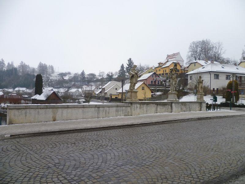 Židovský most v Brtnici, фото: Ирена Шароунова