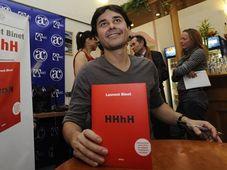 Laurent Binet, photo: CTK