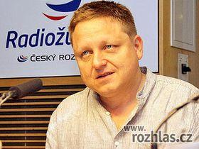 Jiří Rajlich (Foto: Alžběta Švarcová, Archiv des Tschechischen Rundfunks)