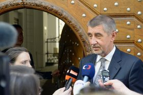 Andrej Babiš, foto: ČTK