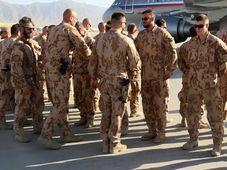 Soldados checos en Afganistán, foto: archivo del Ejército Checo