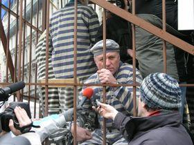 Líder del Partido Cívico Democrático, Mirek Topolánek (Foto: autor)