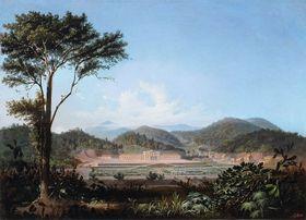 Petrópolis en 1855