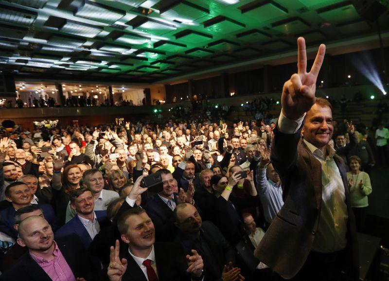 Igor Matovič, photo: ČTK/AP/Petr David Josek
