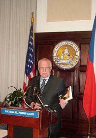 Presidente checo, Václav Klaus (Foto: CTK)