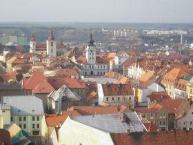 Žatec, foto: archiv ČRo - Radia Praha