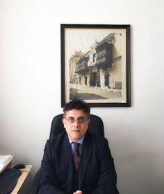 Óscar Paredes Loza, foto: Embajada del Perú en la RCh
