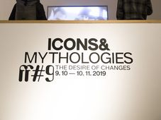 Icons and Mythologies, photo: Max Vajt