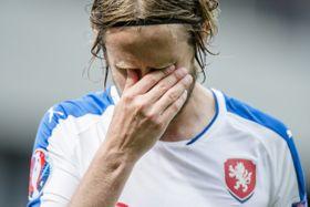 Jaroslav Plašil incita a levantar la cabeza. Foto: ČTK.