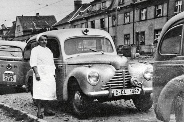 Foto: Archivo de la Cruz Roja