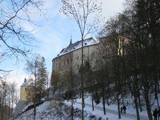 Château de Český Šternberk, photo: Archives de ČRo7