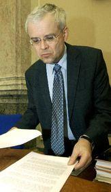 Premiér Vladimir Špidla, foto: ČTK