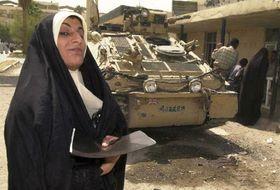 Irak, Basora, foto: CTK