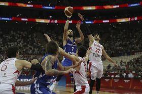 Матч Чехия – Турция на ЧМ по баскетболу 2019, фото: ČTK/AP/Ng Han Guan
