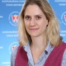Karina Kubelková, foto: archivo de la Cámara Económica