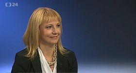 Эва Свободова, фото: ЧТ