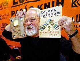 Robert Fulghum, photo: CTK