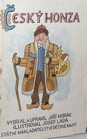 El libro  de los cuentos de hadas checas 'Český Honza', foto: SNDK