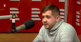 Jaromír Mrňka, foto: archivo ČRo
