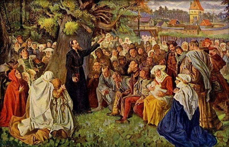 Prédica de Juan Hus