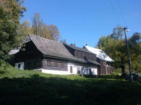 Rodný dům Antala Staška, foto: Koules, Wikimedia Commons, Public Domain