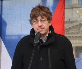 Petr Blažek, foto: Martina Schneibergová