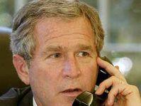 George Bush, foto: ČTK