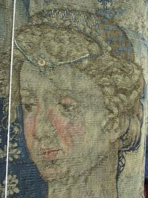 Vlámské tapisérie, foto: Národní památkový ústav