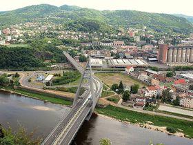 Ústí nad Labem, foto: Romanzazvorka, CC BY-SA 3.0 Unported