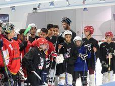 Les jeunes hockeyeurs et hockeyeuses marocains, photo: Magdalena Hrozínková