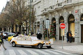 La rue Pařížská, photo: Oleg Fetisov