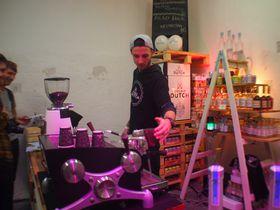 Prague Coffee Festival, Фото: Ольга Васинкевич, Чешское радио - Радио Прага