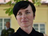 Lenka Bradáčová, photo: Filip Jandourek / Czech Radio
