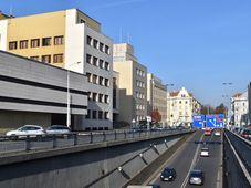 El edificio del Ministerio del Interior, foto: Ondřej Tomšů