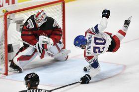 La République tchèque a été battue par le Canada en demi-finales samedi, photo: ČTK / Vít Šimánek
