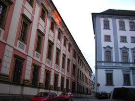 Gebäude der Palacký-Universität (Foto: Kristýna Maková)