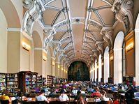 Biblioteca Nacional de la República Checa, foto: Anton Fedorenko CC BY-SA 3.0