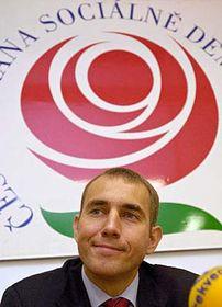 Vicepremiér pro hospodářství Martin Jahn, foto: ČTK