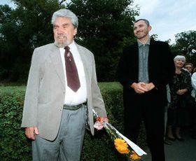 Prof.Zdenek Veselovský