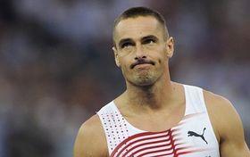 Roman Šebrle took 11th place in decathlon, photo: CTK