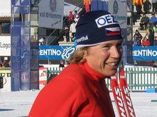 La corredora de esquís de fondo checa, Katerina Neumannová