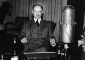Milan Hodža (Foto: Archiv des Tschechischen Rundfunks)