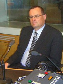 Lubomír Chudoba, foto: Marián Vojtek, ČRo